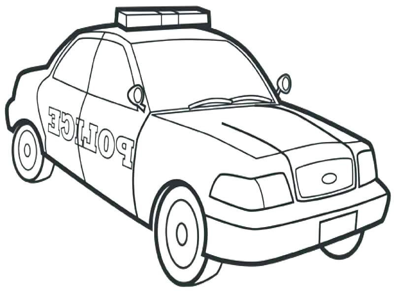 Car Coloring Pages For Toddlers At Getdrawings Com Free For