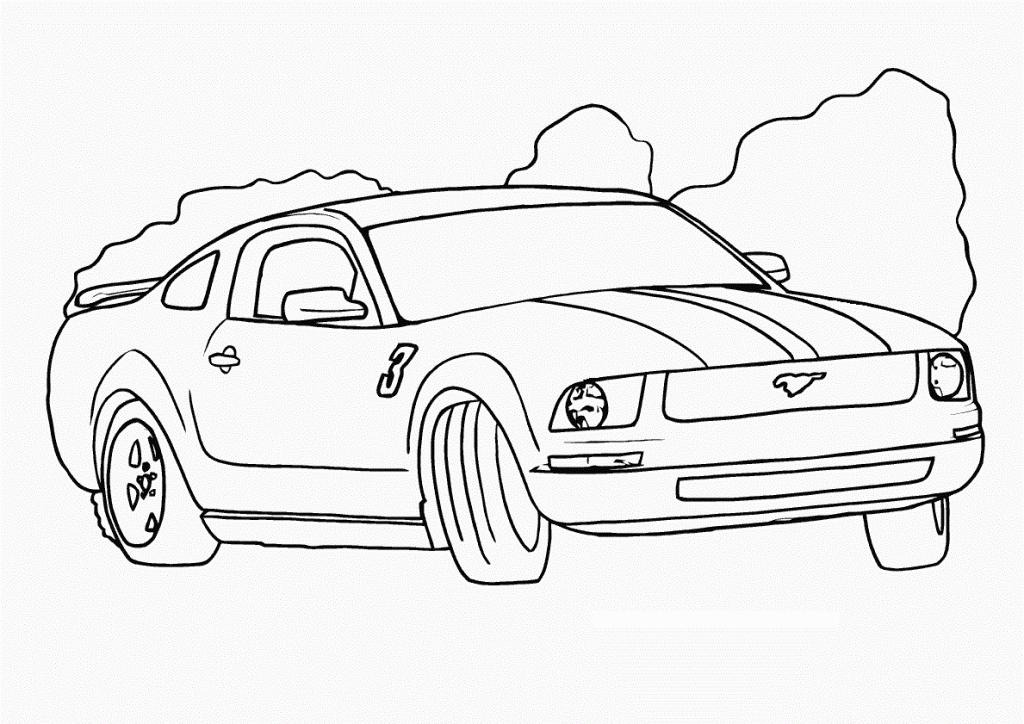 1024x724 Race Car Coloring Pages Awesome Free Printable Race Car Coloring