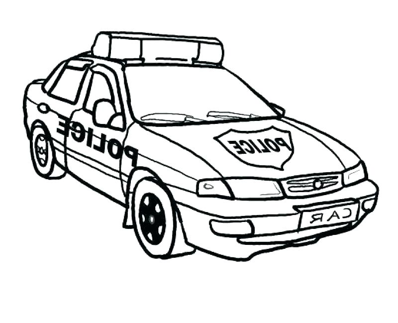 800x649 Cop Car Coloring Pages Car Coloring Pages Fresh Cool Car Coloring