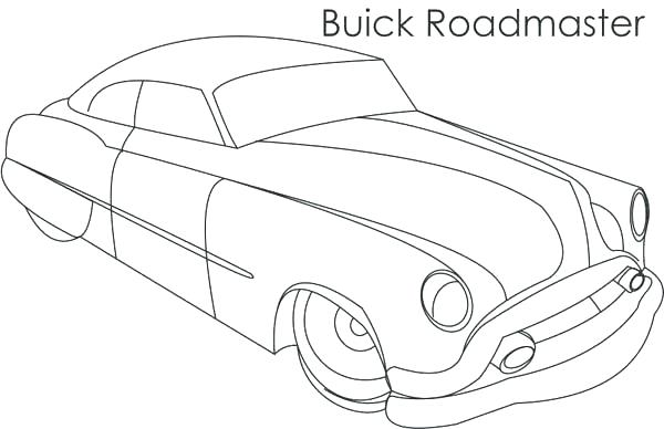 600x388 Old Car Coloring Pages With Classic Cars Coloring Pages Classic