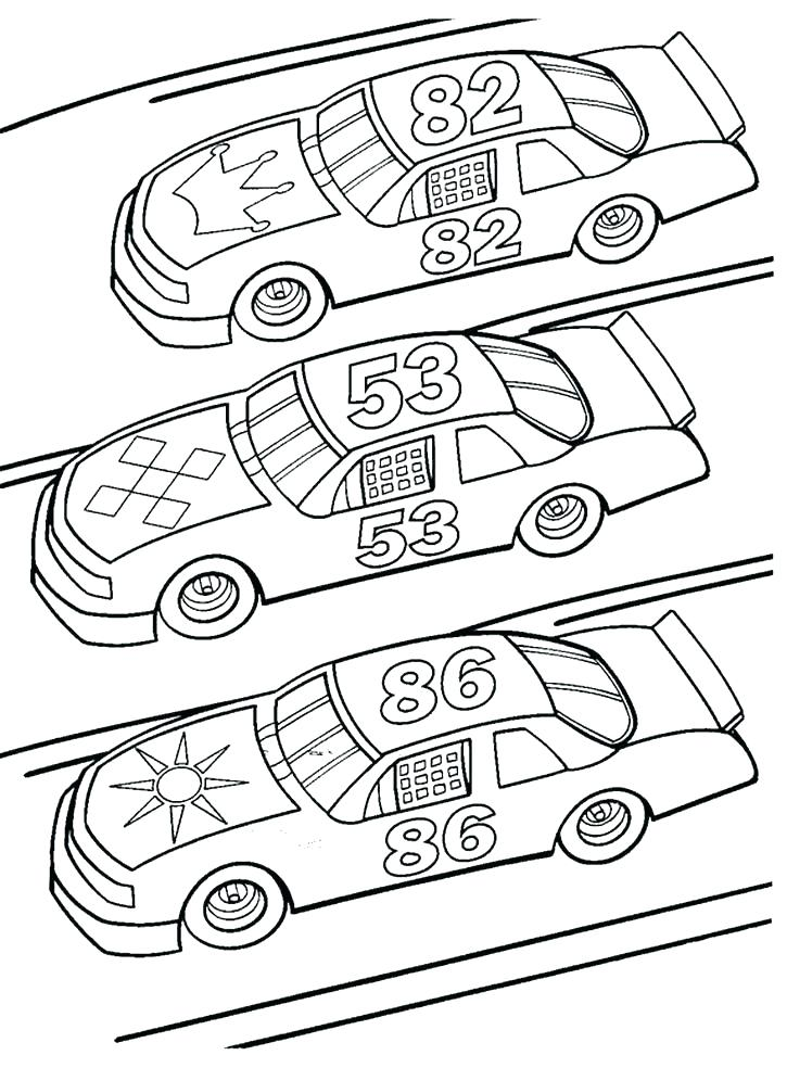 725x984 Race Car Coloring Pages Pdf Of Cars Online And Book X