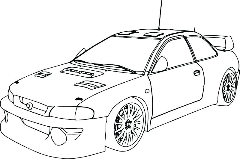 800x531 Racecar Coloring Page Printable Race Car Coloring Pages Coloring