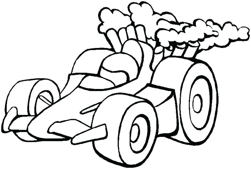 860x581 Racing Car Coloring Pages Coloring Page Coloring Pages Free Race