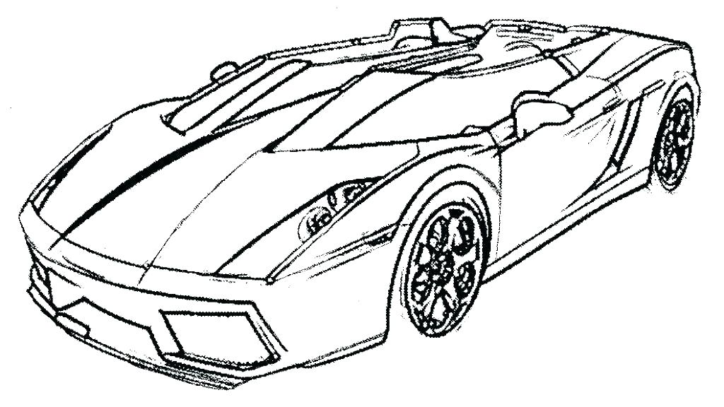 1024x576 Sports Car Coloring Page Concept Super Car Coloring Page Sports