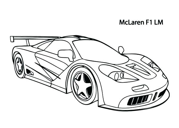 Car Coloring Pages Pdf At Getdrawings Free Download