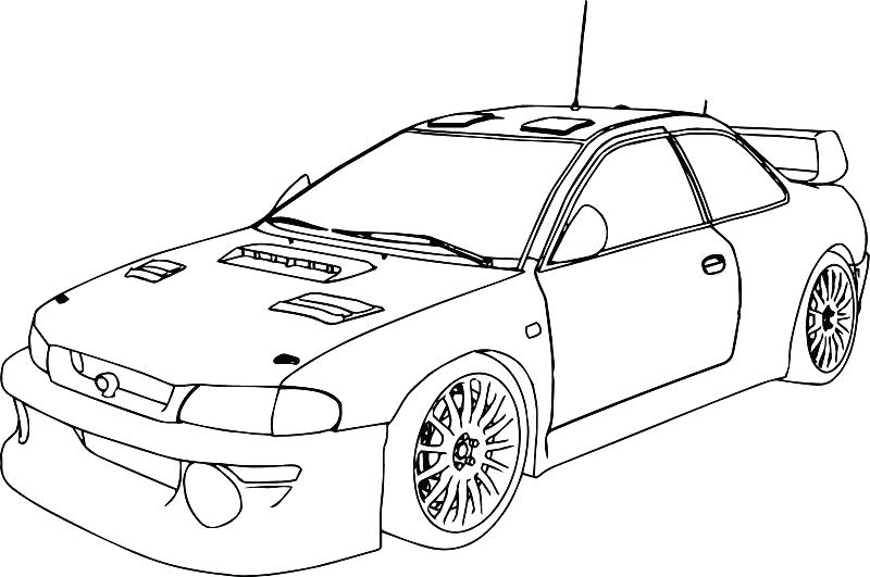800x531 Police Car Coloring Pages To Print Car Coloring Pictures Car