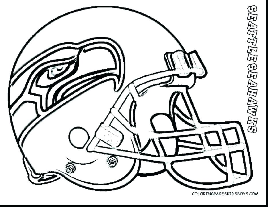 936x723 Nfl Printable Coloring Pages Football Coloring Pages Football