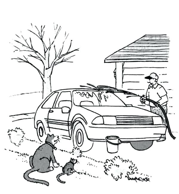 600x650 Car Wash Coloring Pages Free Coloring Pages Car Wash Coloring