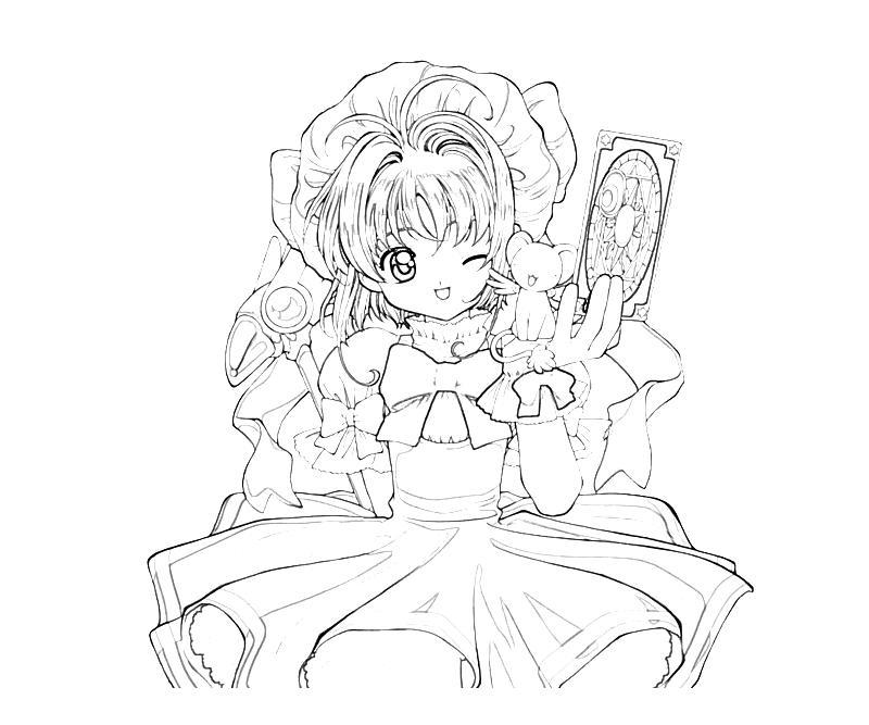 800x667 Cardcaptor Sakura Sakura Kinomoto Profil Mario