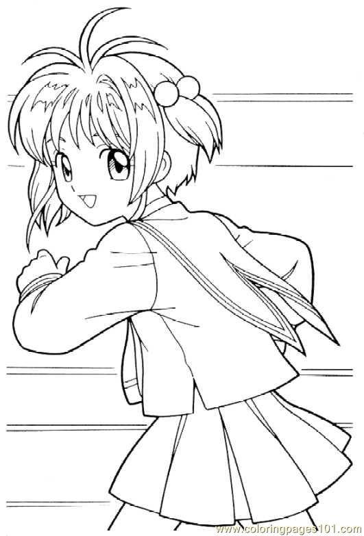 531x783 Cardcaptors Sakura