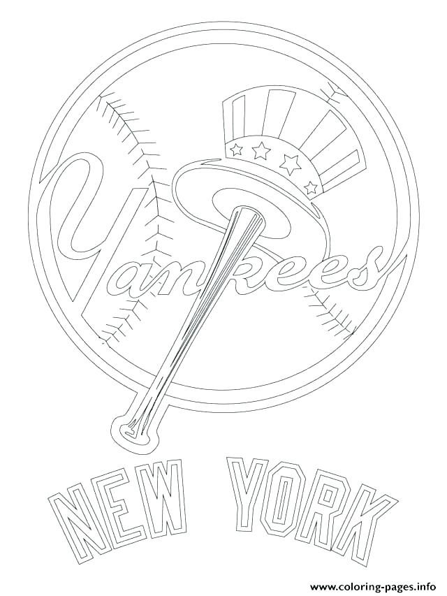 640x853 Mlb Logo Coloring Pages Cardinals Logo Coloring Page From Category