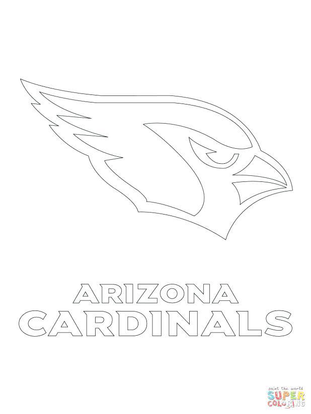 618x824 St Louis Cardinals Coloring Pages Cardinal Coloring Page Cardinals