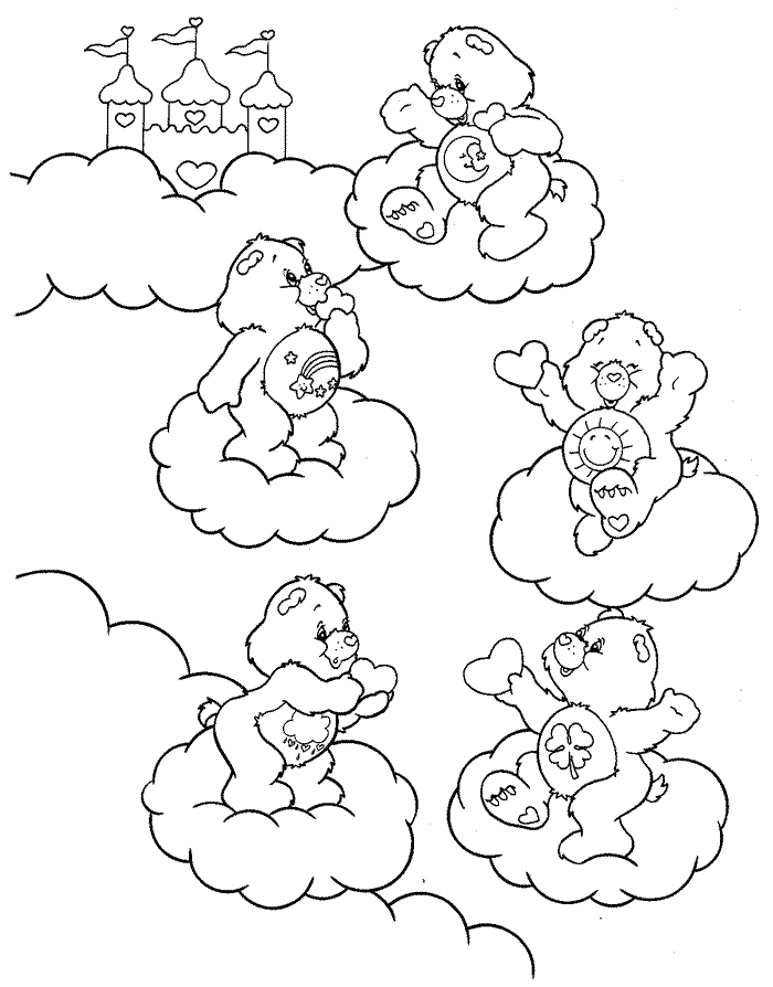 700x894 Care Bears Coloring Pages Inspirational Free Coloring Pages