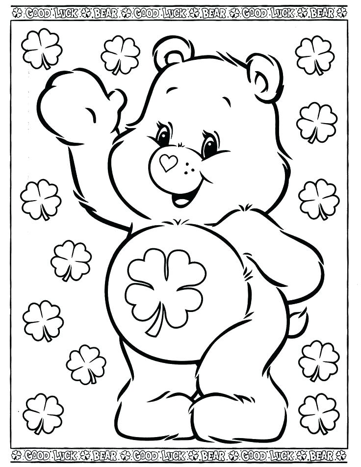 Care Bear Printable Coloring Pages at GetDrawings   Free ...