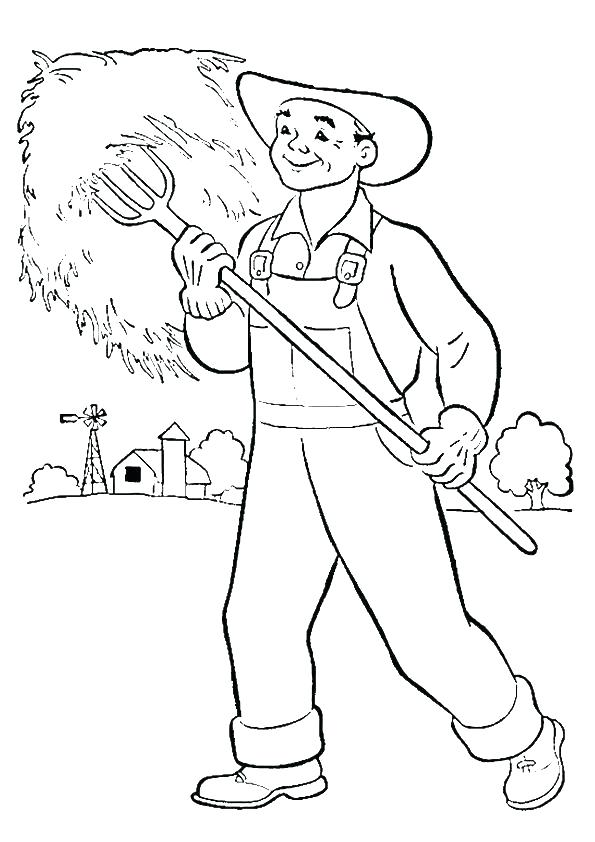 595x842 Career Day Coloring Pages Community Helpers Coloring Pages