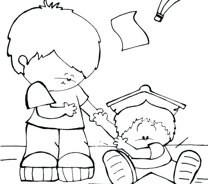 678x600 Forgiveness Coloring Pages Coloring Pages For School Lessons Plus