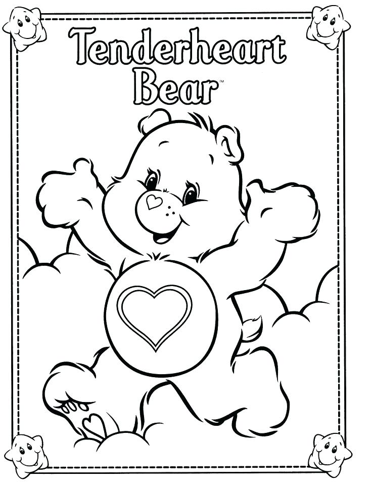 736x952 Amusing Caring Coloring Pages Coloring Pages To Print Care Bears