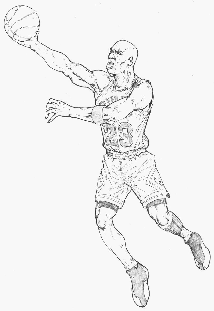 900x1305 Exelent Michael Jordan Logo Coloring Pages Illustration