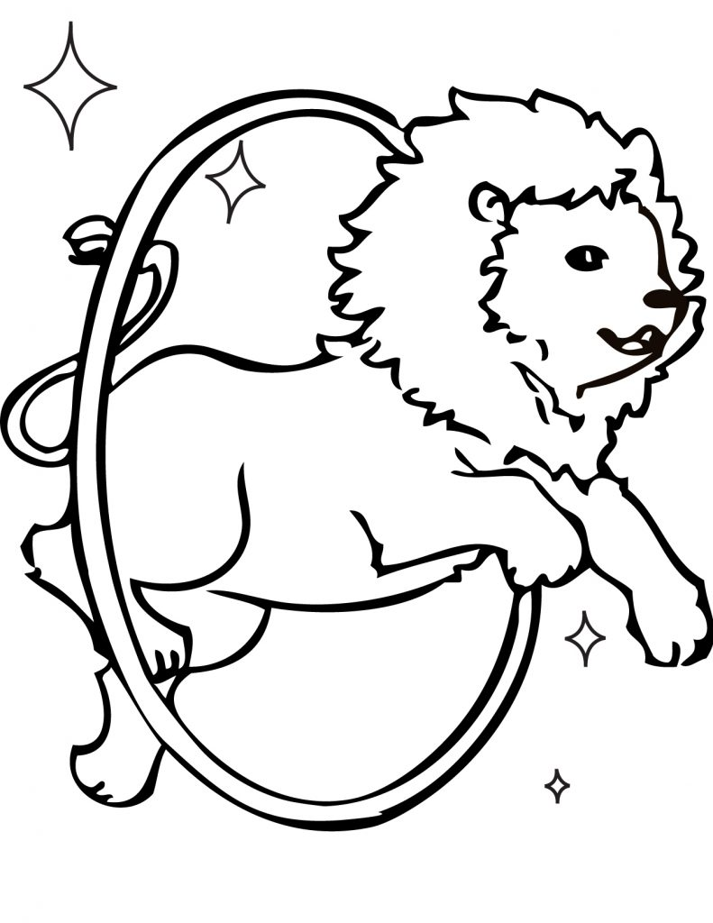 791x1024 Carnival Of The Animals Coloring Pages