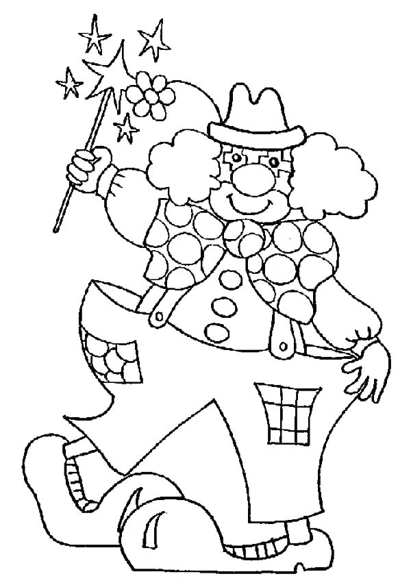 600x854 Circus Themed Coloring Pages Carnival Of The Animals Coloring