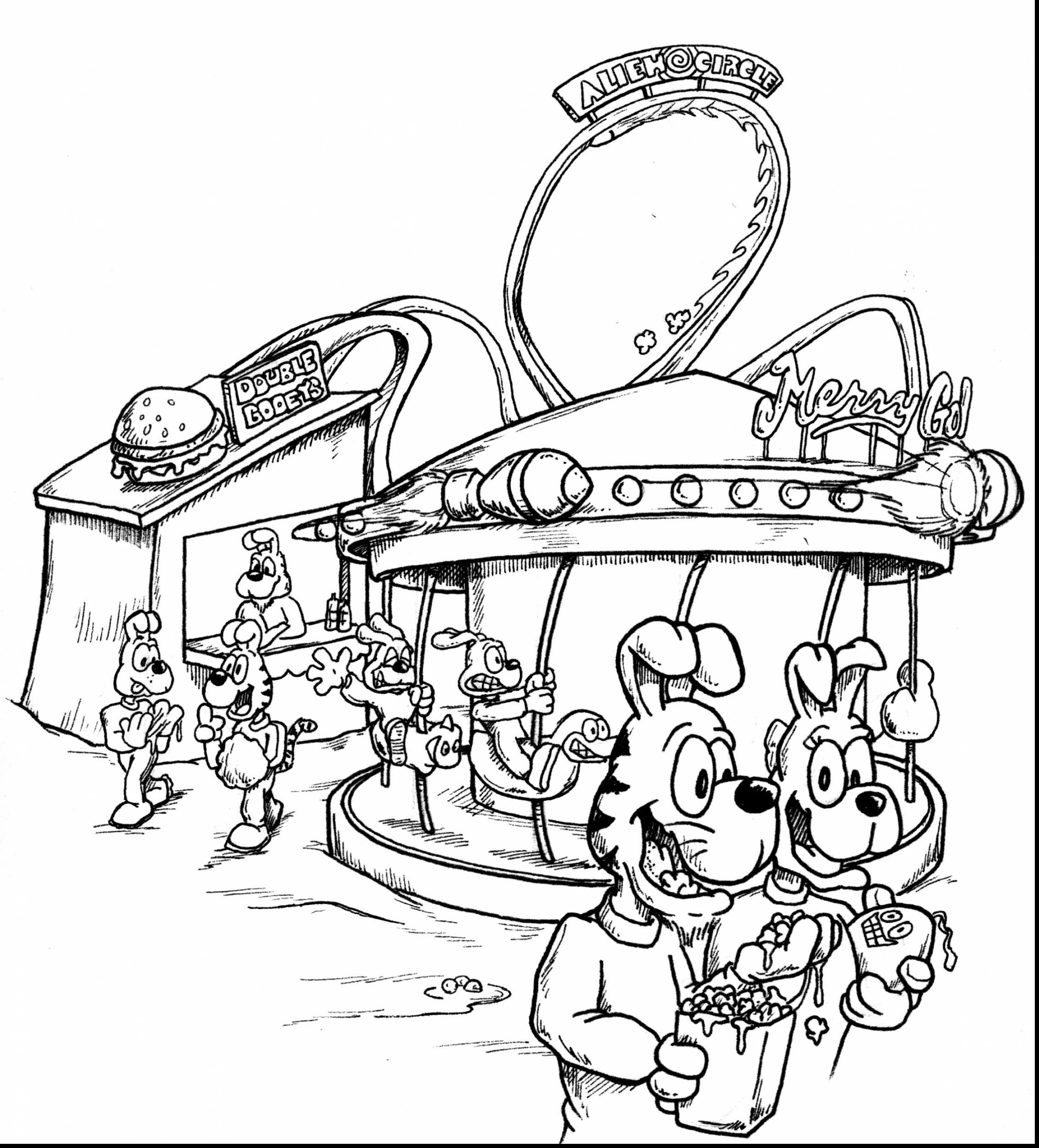 2480x2740 Sizable Carnival Coloring Sheets Of The Animals Pages Free Draw