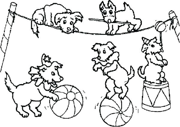600x423 Coloring Carnival Of The Animals Coloring Pages
