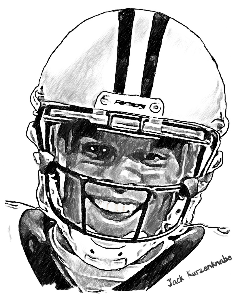 819x1024 Carolina Panthers Coloring Page Cam Newton Home Brilliant Color