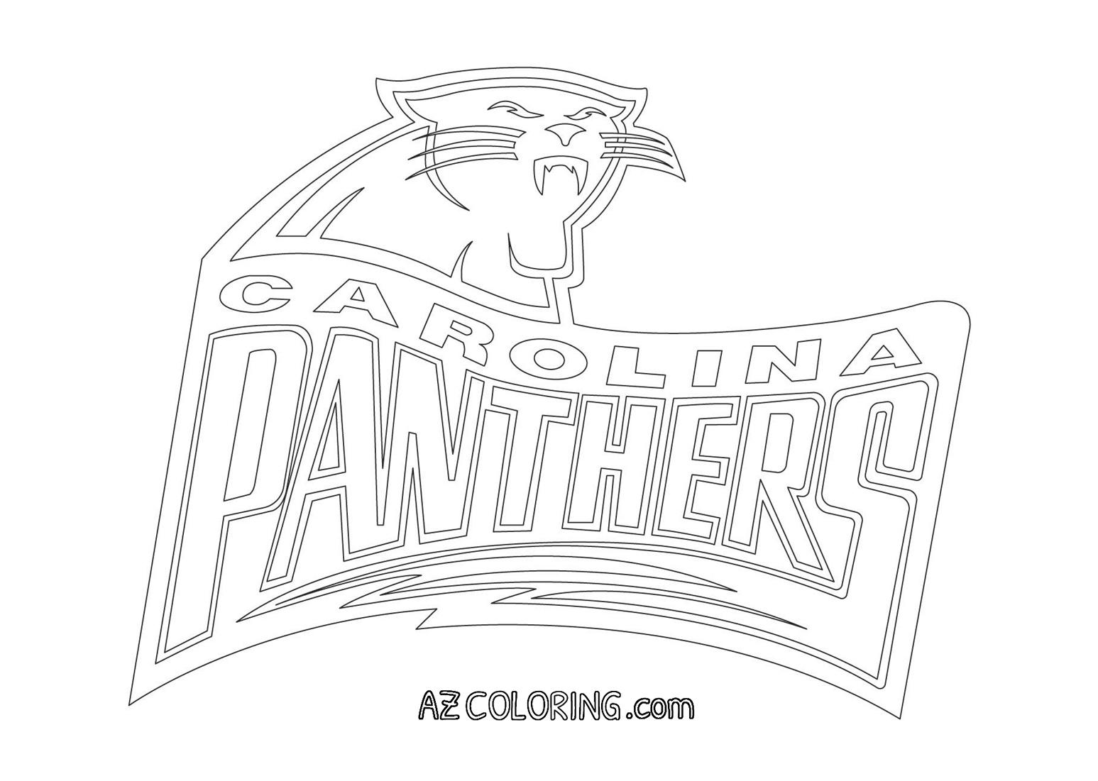 1547x1101 Carolina Panthers Coloring Pages Beautiful Carolina Panthers