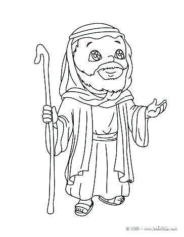364x470 Coloring Pages Jesus Coloring Pages Coloring Page St The Carpenter