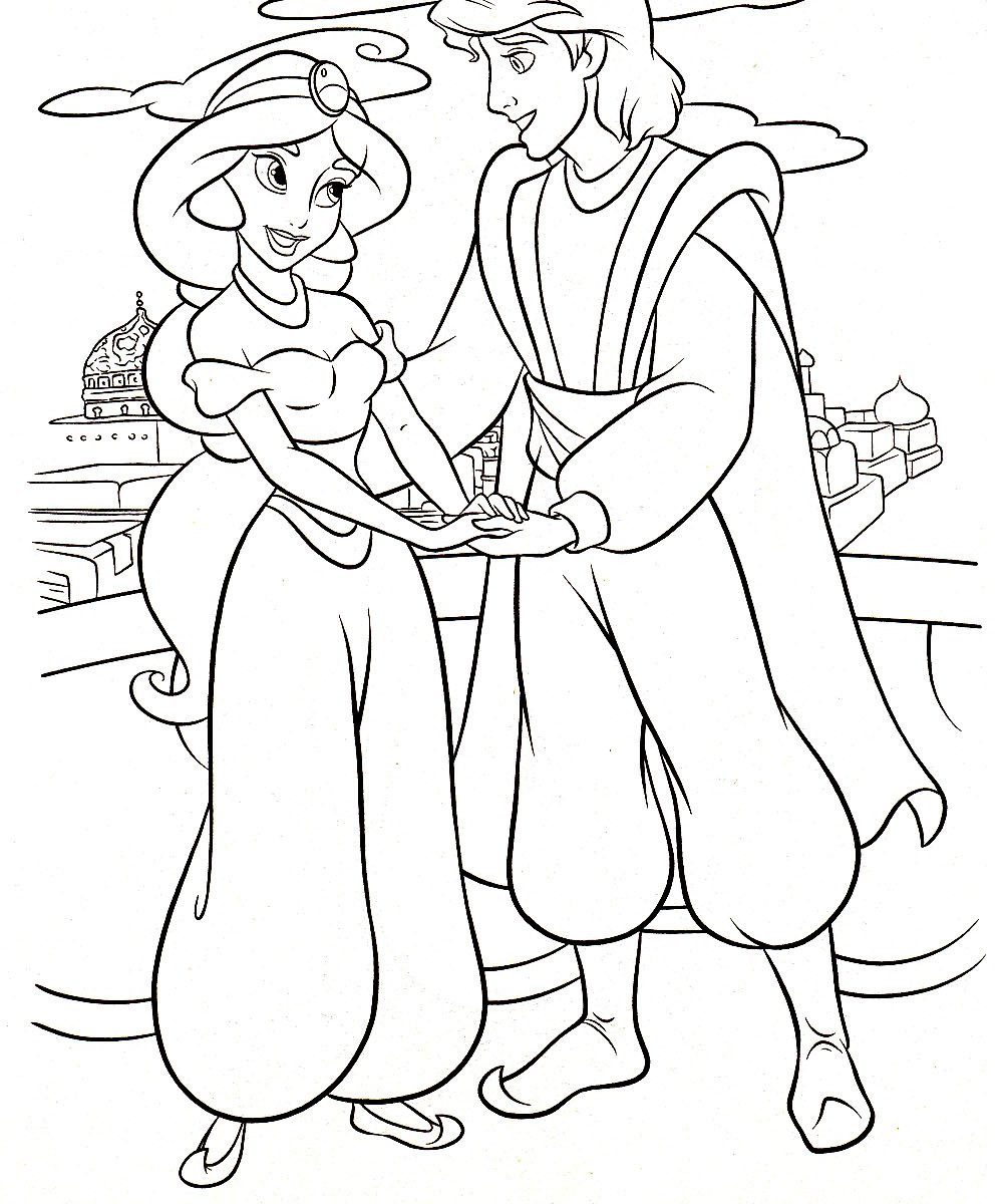1000x1200 Aladdin Magic Carpet Coloring Pages Teenage Mutant Ninja Turtles