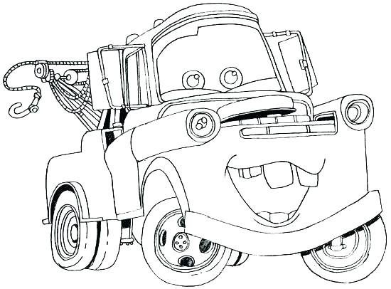 550x406 Printable Coloring Pages Cars Cars Printable Coloring Pages