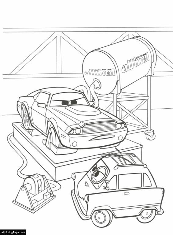 Cars 2 Coloring Pages at GetDrawings.com | Free for personal ...