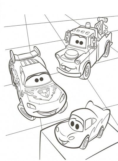400x546 Disney Cars Coloring Pages And Printables For Kids Printables