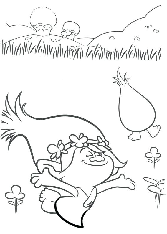 567x794 Trolls Coloring Pages To Print As Well As Cars Coloring Pages