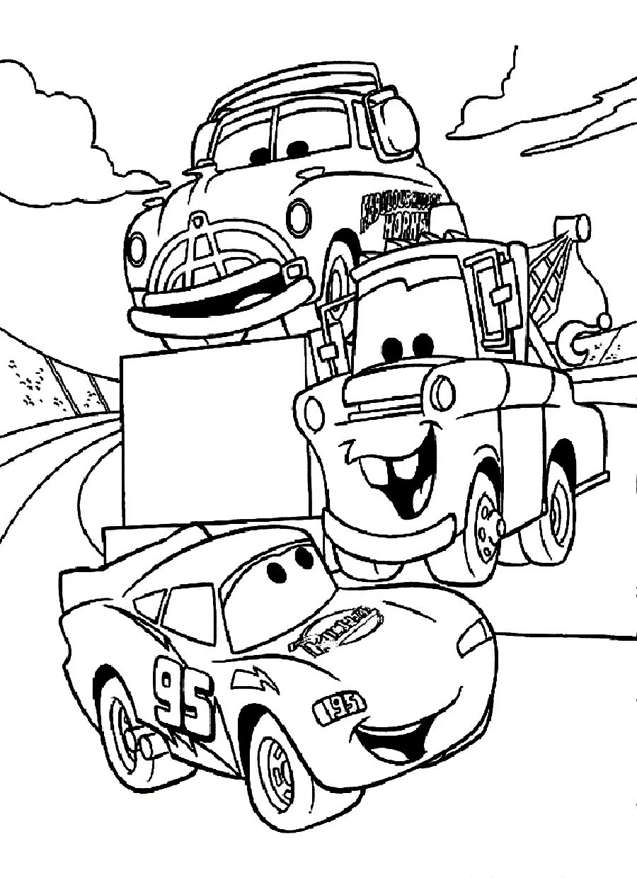 900x1240 Cars Coloring Pages Free Printable Sheets For Within Disney Maze