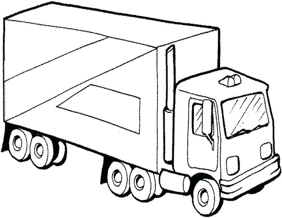 Dump Truck Tail Lights