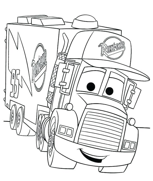 The Best Free Mack Coloring Page Images Download From 101 Free