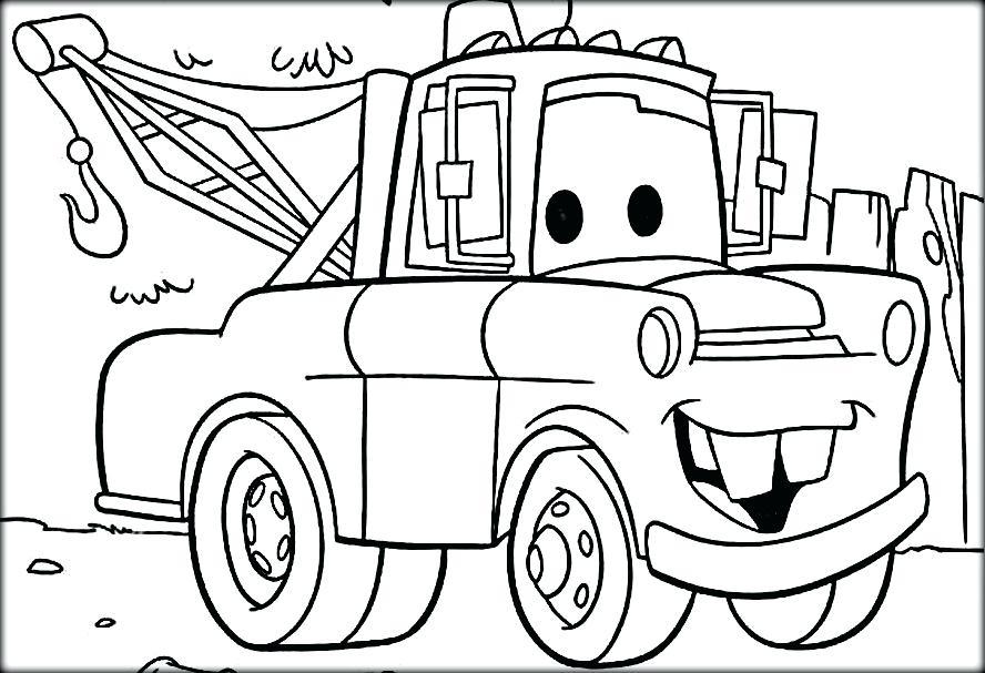 Cars Coloring Pages Pdf at GetDrawings | Free download