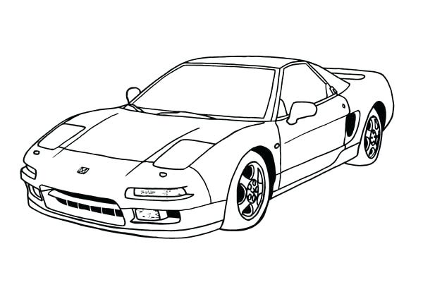 600x424 Race Car Coloring Pages Pdf Best Cars Free Printable Racing