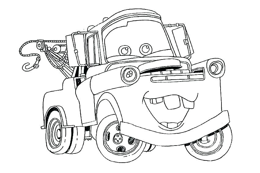 850x567 Cars Coloring Pages