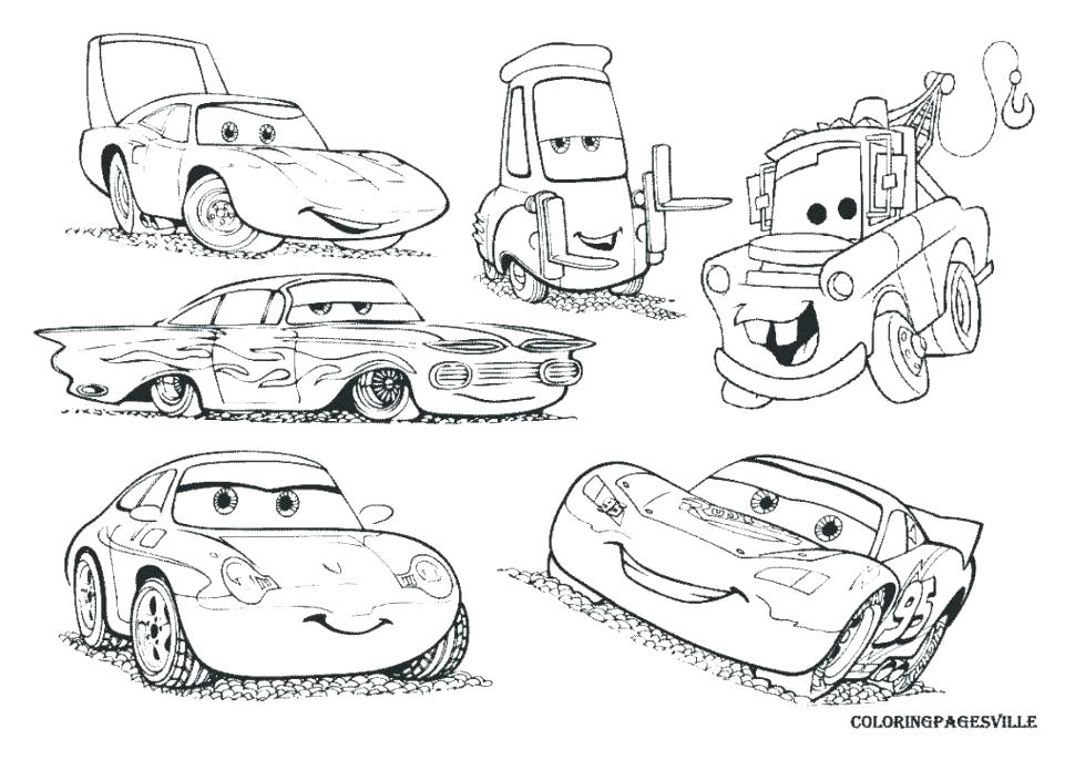 970x686 Lightning Mcqueen Coloring Pages Lightning Coloring Pictures Large