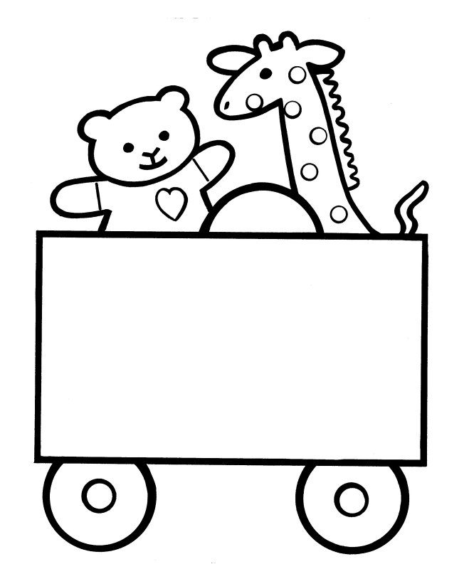 659x800 Easy Coloring Pages