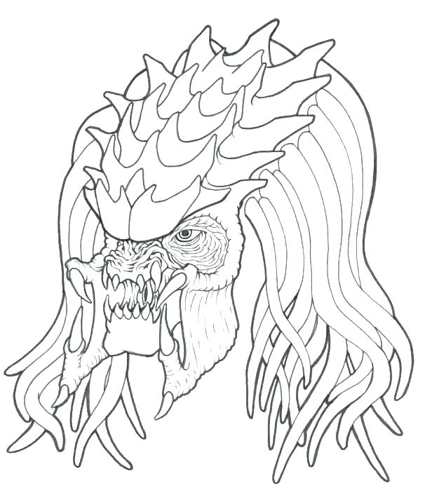 606x716 Alien Coloring Pages Alien Coloring Pages Cartoon Alien Coloring