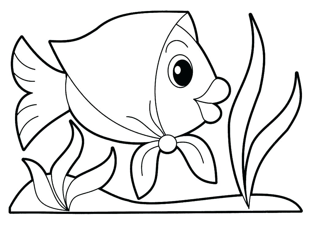 1008x768 Cartoon Animals Coloring Pages Cute Animal Coloring Pages For Kids