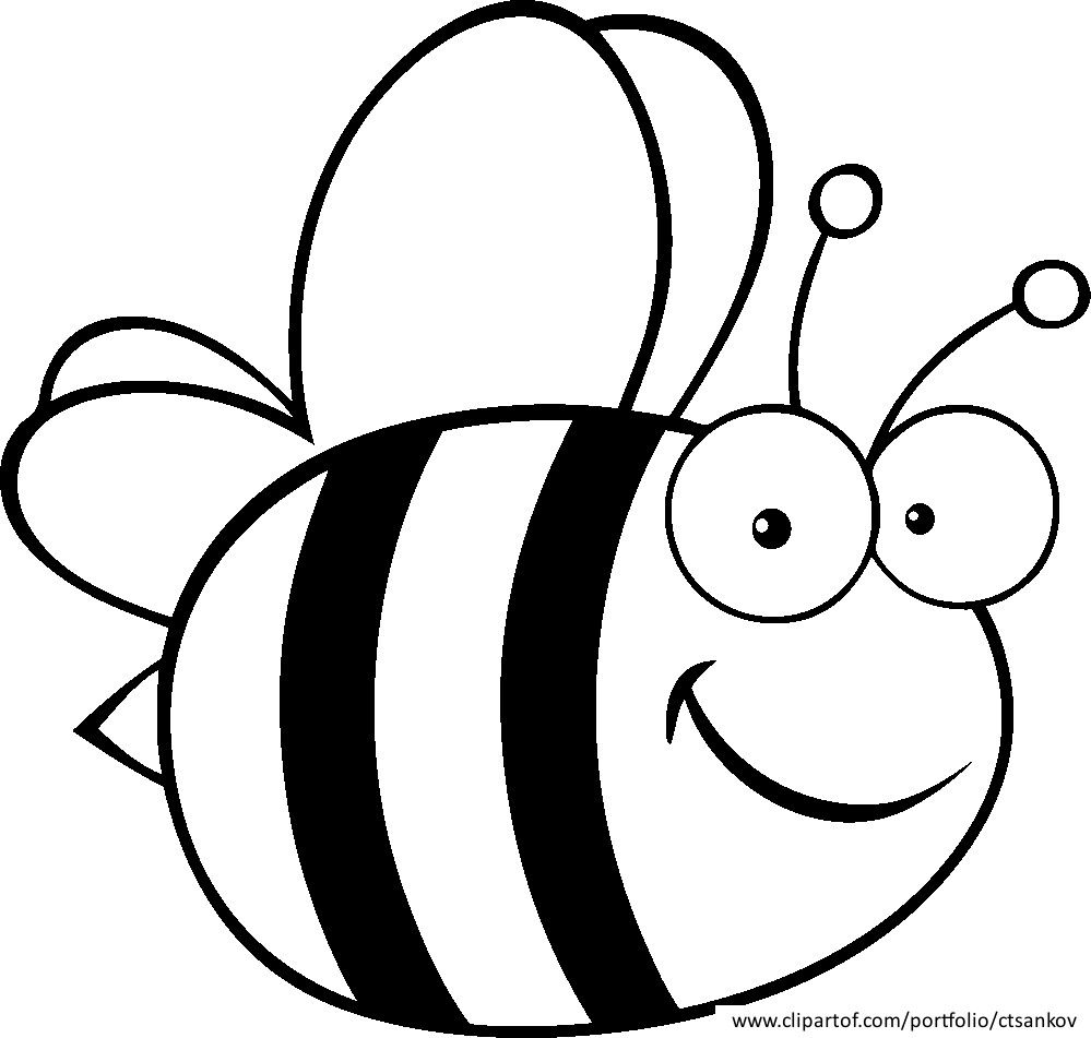 999x951 Related Bumble Bee Coloring Pages Item Bumble Bee Coloring