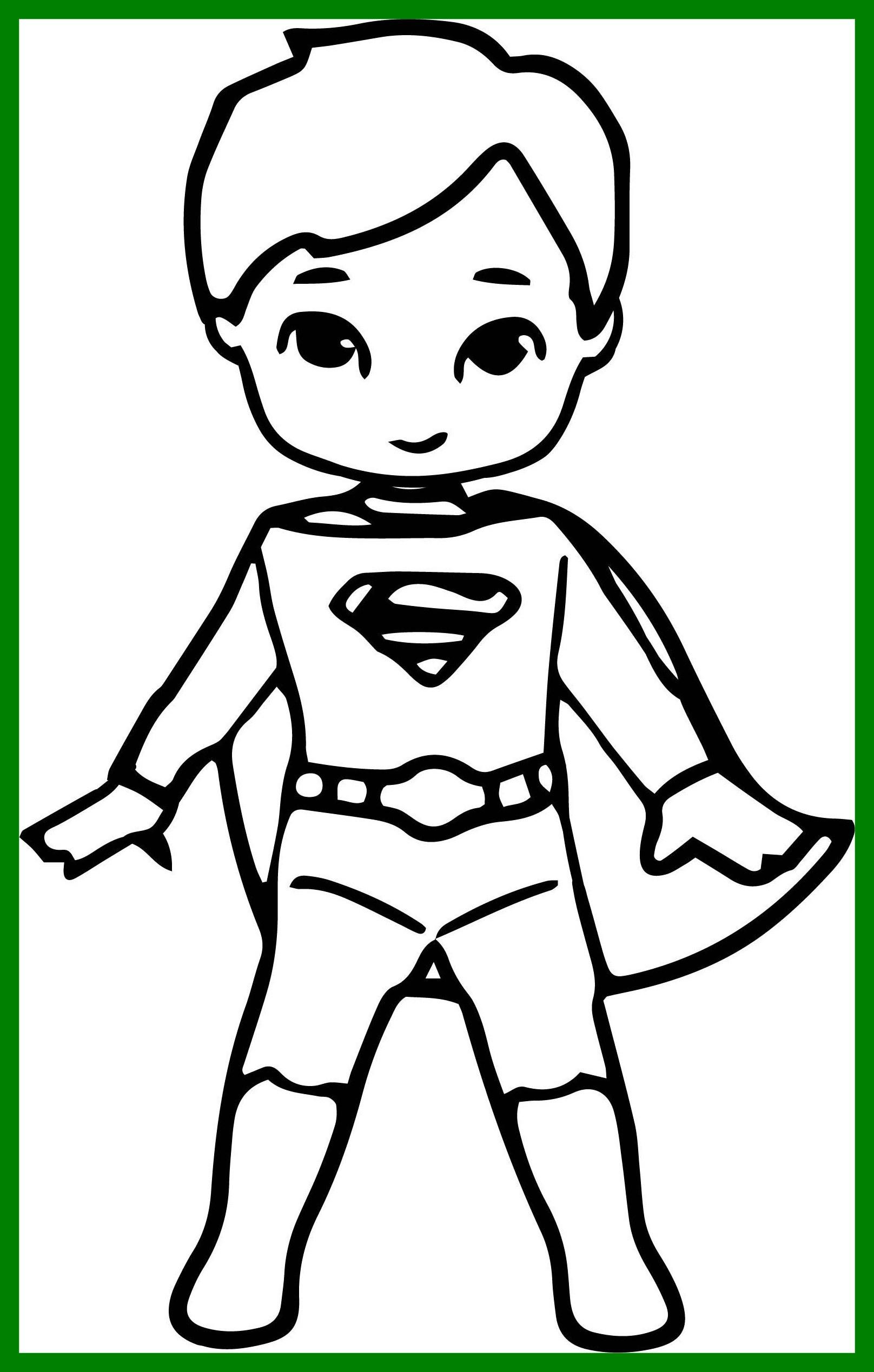 1616x2538 Inspiring Waiting Cartoon Superhero Superman Kid Coloring Page