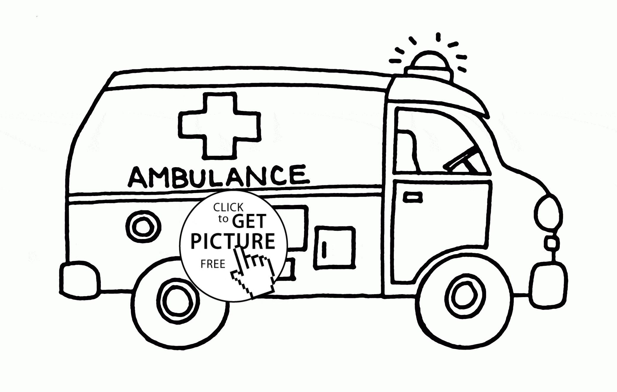 2080x1322 Elegant Lego Ambulance Car Coloring Page For Kids Lovely Ambulance