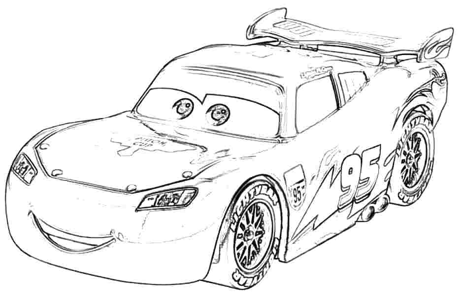 932x600 Police Cars Coloring Pages Cars Movie Coloring Pages To Print Cars