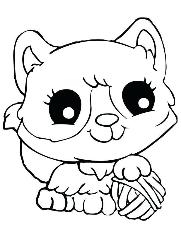 618x800 Cute Cat Coloring Pages Cute Cat Coloring Pages Cute Anime Cat