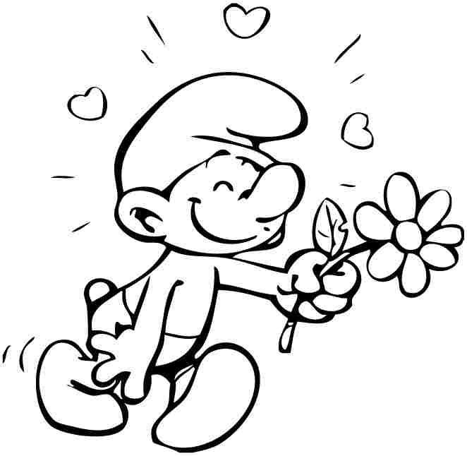 662x646 Cartoon Coloring Pages For Kids Cartoon Coloring Pages Awesome